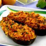 Blettes à la tomate, oeuf cocotte