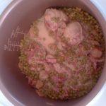 Petits gâteau de quinoa au chorizo